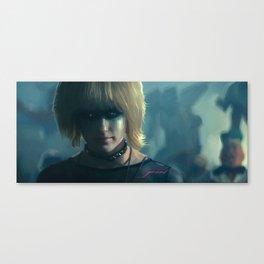 Pris Blade Runner Replicant Canvas Print