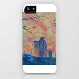 Reapers gate iPhone Case