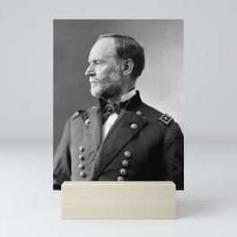 William Tecumseh Sherman Portrait Mini Art Print