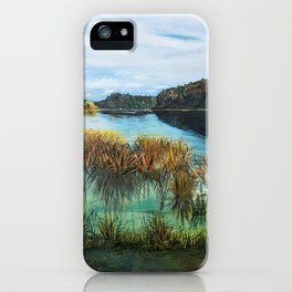 Idyllic - Rotoehu iPhone Case