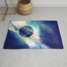 Let's Meet at the End of Universe Rug