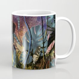 tropical jungle Coffee Mug