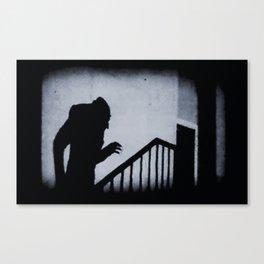 Nosferatu Classic Horror Movie Canvas Print