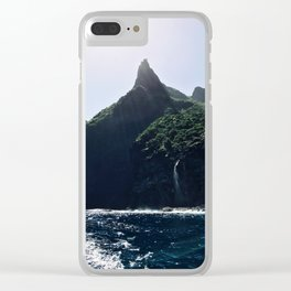 kauai Clear iPhone Case