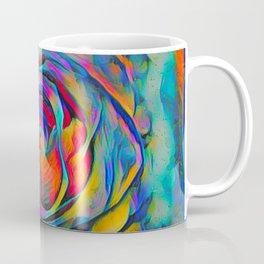 Fire in The Rose Coffee Mug