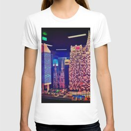 Legos make Manhattan T-shirt