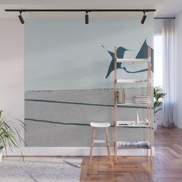Hummingbird & Feeder Wall Mural