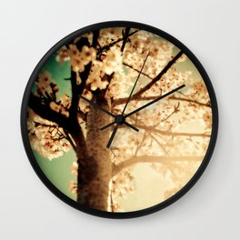 Rays of sunshine, brings you hope & joy for your everyday!! Wall Clock