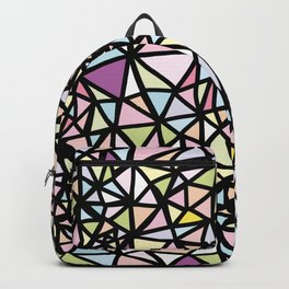Glass Jewerly Backpack