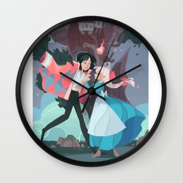 Return of the Heart Wall Clock