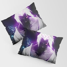 Uchiha Ninja Pillow Sham
