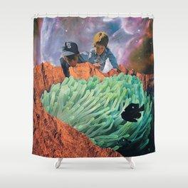 Blackfish Shower Curtain