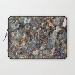 Emerald Granite Laptop Sleeve