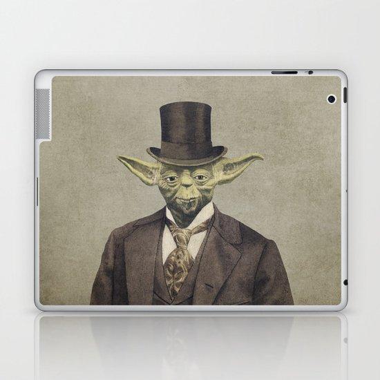 Sir Yodington  - square format Laptop & iPad Skin