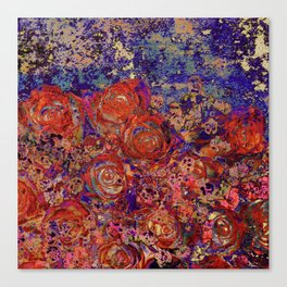 roses where are you Canvas Print