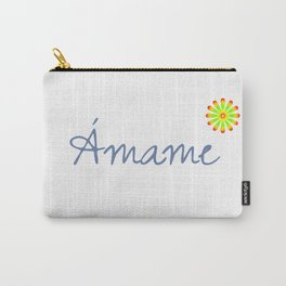 Amame Carry-All Pouch