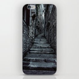 Streets of Cinque Terre iPhone Skin