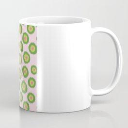 Candy is Dandy Ikat-Preppy colors Coffee Mug