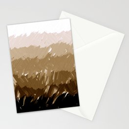 Shades of Sepia Stationery Cards