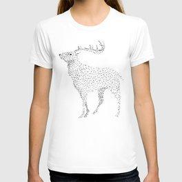 Deer dots T-shirt