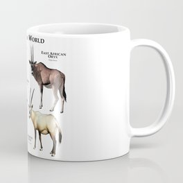 Oryx of the World Coffee Mug