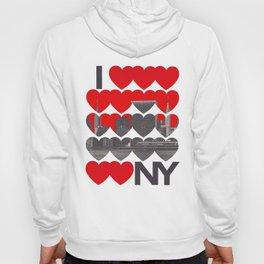 I HEART NY Hoody