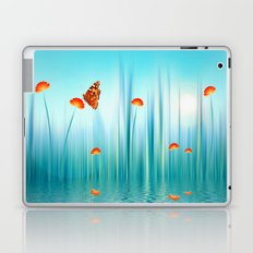 Spring Blue Laptop & iPad Skin