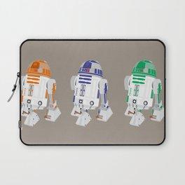 R2-D2 (Vector Art) Laptop Sleeve