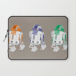 R2-D2 (Vector Art) Laptop Sleeve