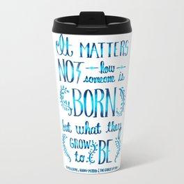It matters not... Travel Mug