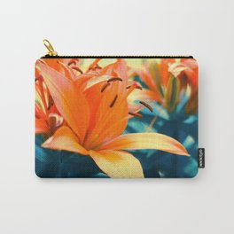 Summer Lilies I Carry-All Pouch