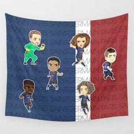 Thiago Captain Wall Tapestry