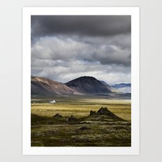 Schnæfellsnes, Iceland Art Print
