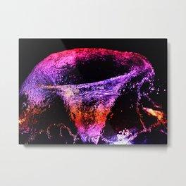 Full water color tornado Metal Print