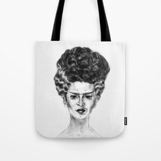 Frida Frankenstein Tote Bag