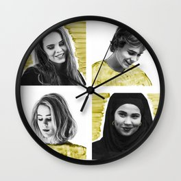 SKAM seasons change Wall Clock