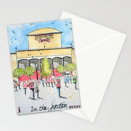 In the Junction Stationery Cards