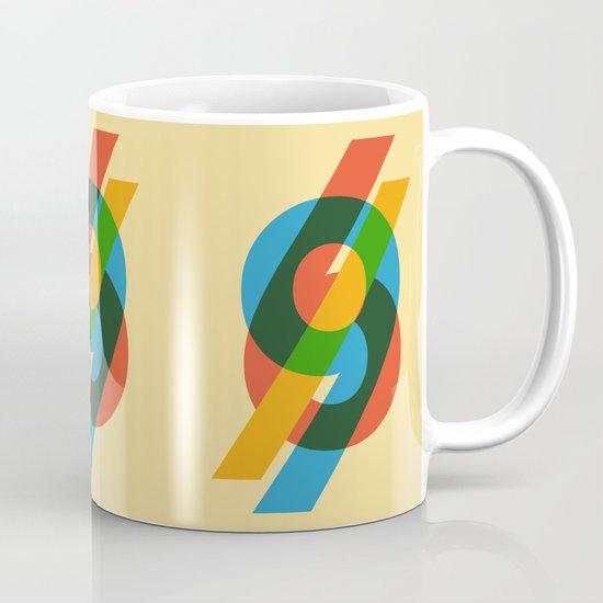 six to nine Mug