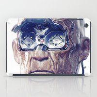 android iPad Cases featuring Android by Ben Mauro