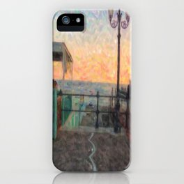 Magic atmosphere iPhone Case