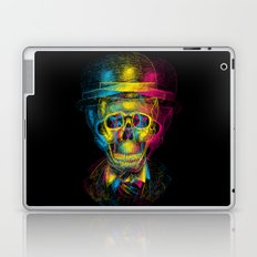 Worked to Death Laptop & iPad Skin