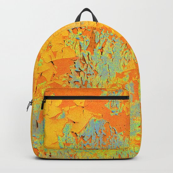 Flaky paint Backpack