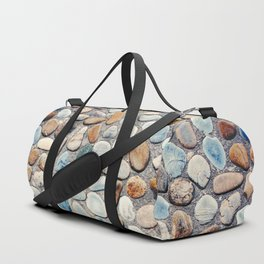 Pebble Rock Flooring V Duffle Bag