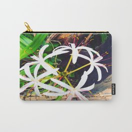 Geometric Spider Lilly Carry-All Pouch