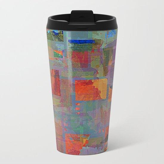 the patch Metal Travel Mug