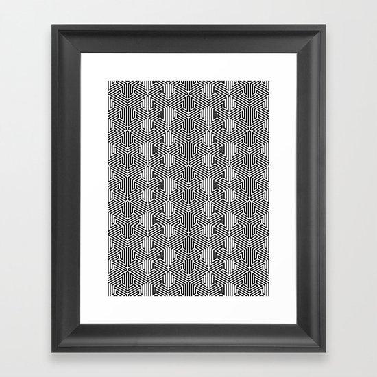 5050 No.2 Framed Art Print