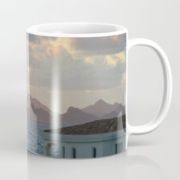 Sunrise over St. Barths Coffee Mug