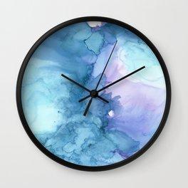 Collision Wall Clock