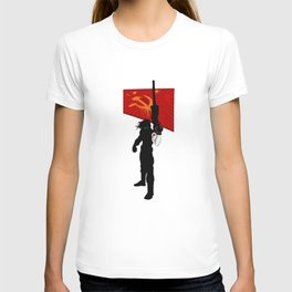 Winter Soldier Silhouette T-shirt