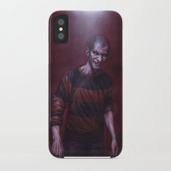 Jeffrey Darkside iPhone Case